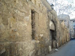 facciata principale Palazzo Lampedusa