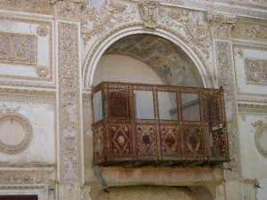 04-10-15. Santa Margherita Belice.Capilla de la familia de G.T.